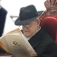 """מרן הגאון רבי מאיר מאזוז שליט""""א"""