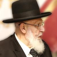 """מרן הכהן הגדול חכם שלום כהן שליט""""א"""